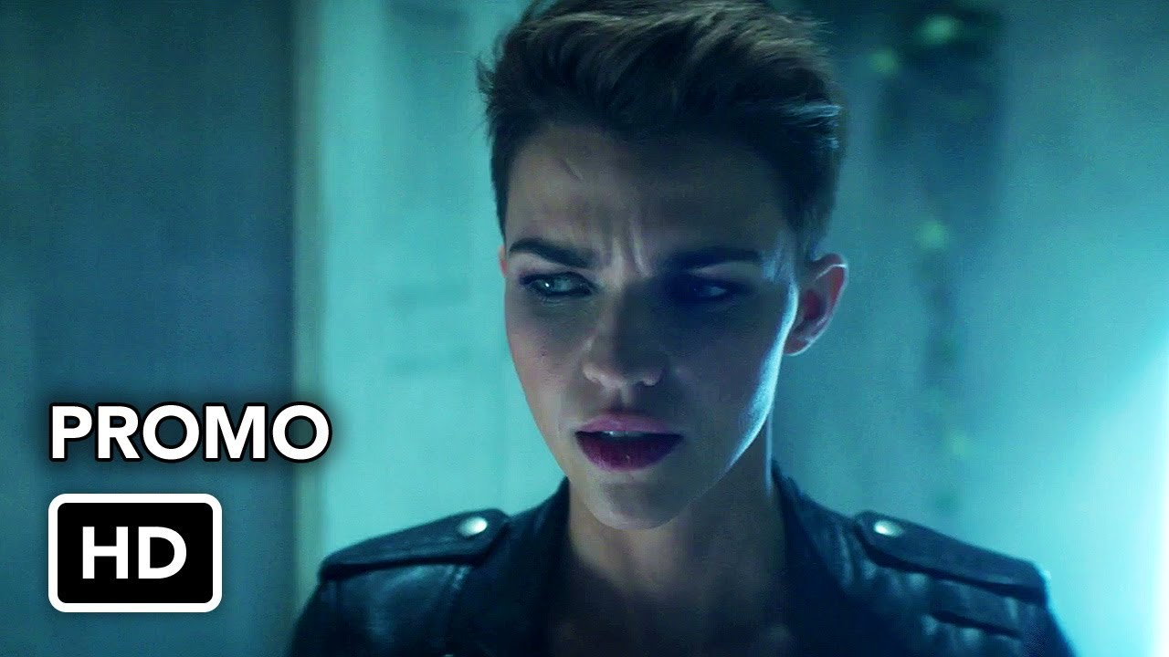 "Batwoman (The CW) ""Surrounded"" Promo HD - Ruby Rose superhero series"