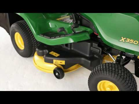Rear Discharge Mower