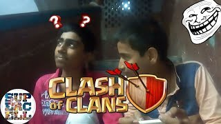 🔴👍👉👉EVERY CLASH OF CLANS PLAYER IN INDIA !!!?? (FUNNY VIDEO)👈👈👍🔴