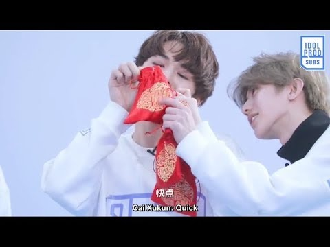[ENG] Idol Producer EP5 Exclusive Preview: PPAP group 'fight for red packet' big battle