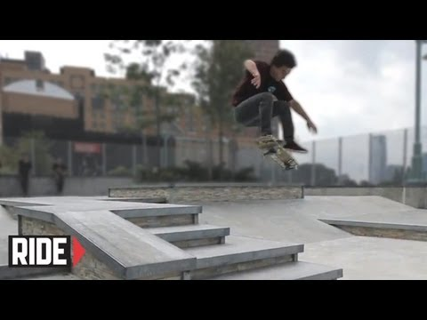 Skate Footage Elimination Challenge - One in a Million Episode 6