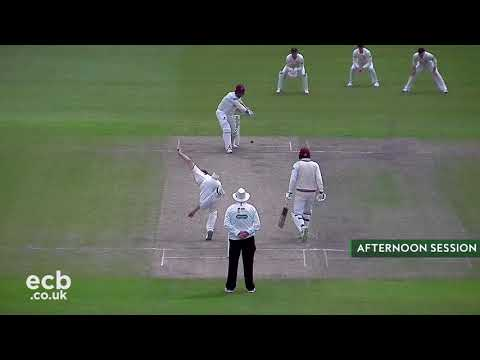 DAY ONE HIGHLIGHTS - Lancashire vs Somerset