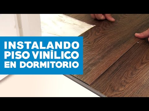 Pisos vinilicos en rollo instalacion facil doovi - Instalar suelo vinilico autoadhesivo ...