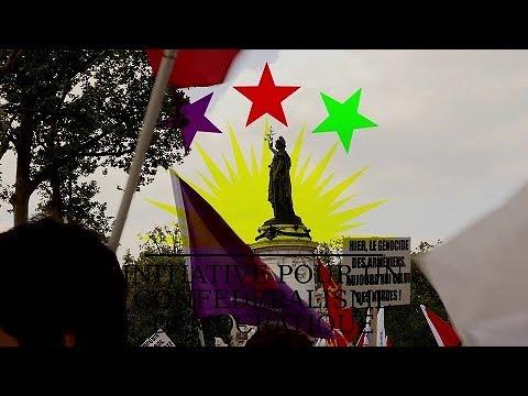 « Habiter au Kurdistan : lutter contre la répression et expérimenter l'autogestion » (Partie1)
