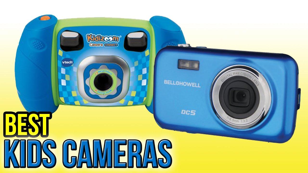 8 Best Kids Cameras 2016 - YouTube