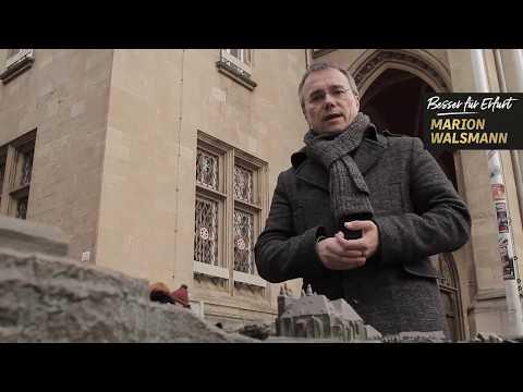 Michael Panse unterstützt Marion Walsmann als OB-Kandidatin für Erfurt