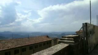 Kizoa - Faire Video: Photos pêle-mêle du trajet en autocar de Rimini à San Marino et de ...
