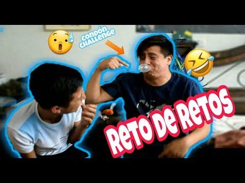 RETO DE RETOSFt. Marco Ochoa / Erick Martinez