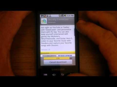 Sprint ID Demo - Samsung Transform