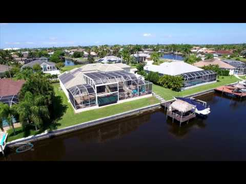Waterfront House for Sale, Cape Coral, FL 33904