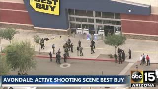 Shooting at Best Buy in Avondale