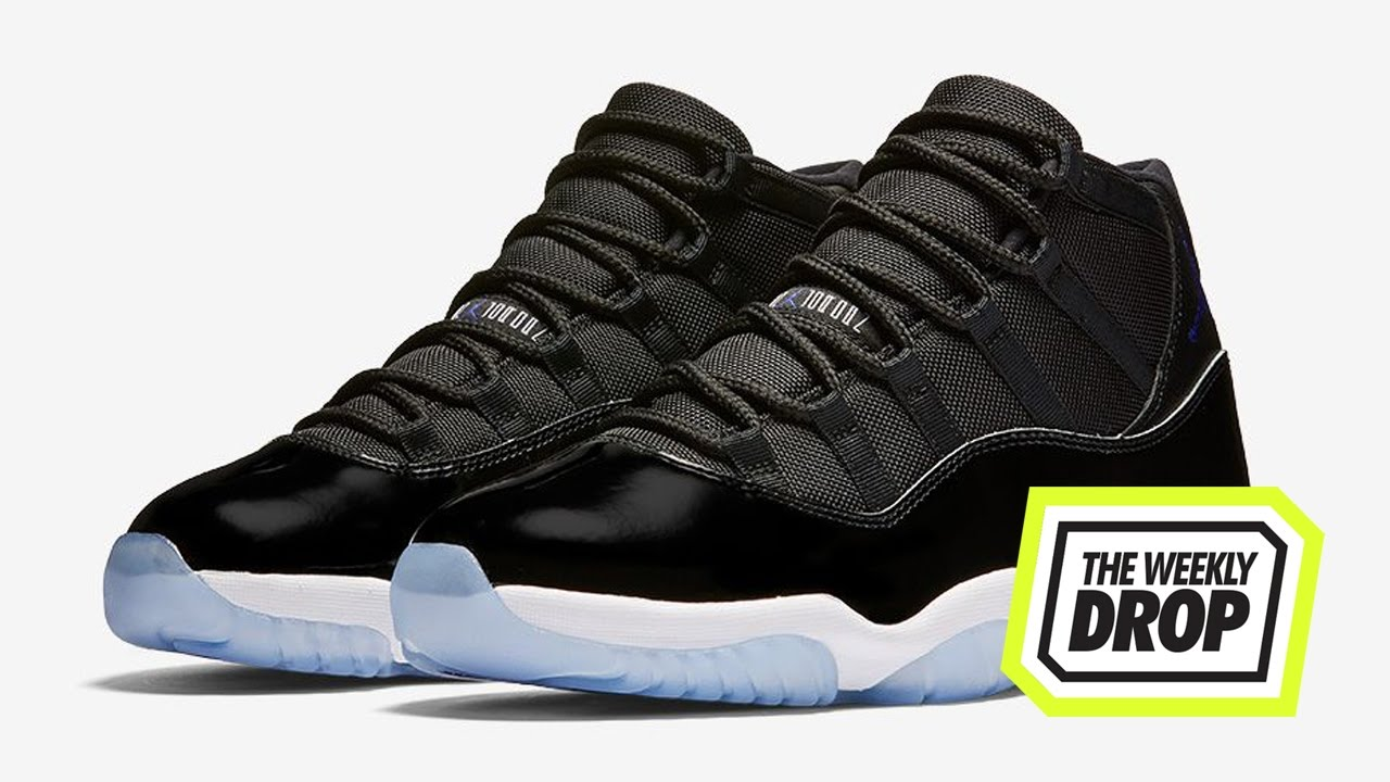69a6cb30919191 Jordan XI Space Jam Australia Release Date Info  The Weekly Drop ...
