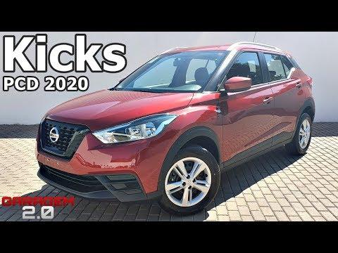 Nissan Kicks PCD 2020 Em Detalhes - (Garagem 2.0)