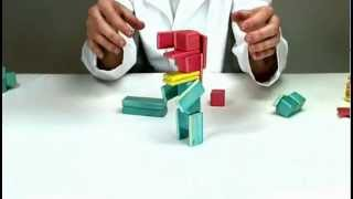 Magnetic Wooden Toys From Tegu - Building Woody Woodpecker