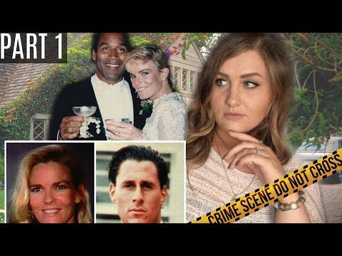 OJ SIMPSON: The Case of Nicole Brown Simpson and Ron Goldman?! Part 1