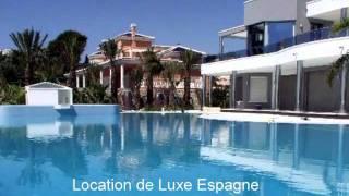 Espagne Location de Luxe - Villas Costa Blanca LUXURY