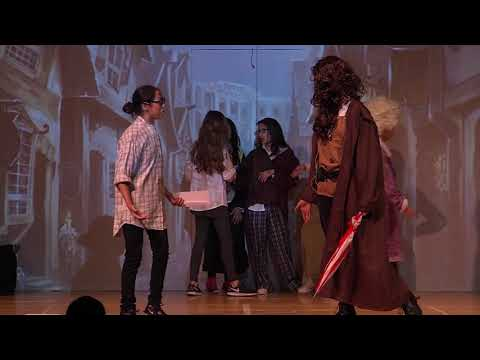Harry Potter and The Sorcerer's Stone (7th Grade Play)