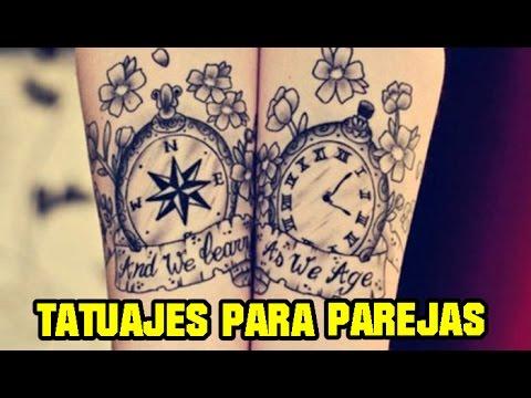 Tatuajes Para Parejas Enamoradas Youtube