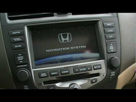 2007 Honda Accord EXL Navigation Automatic Sedan  Excellence Cars