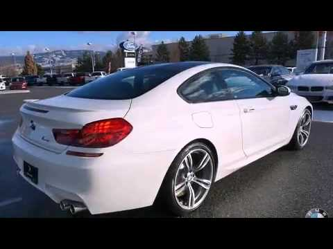 2016 bmw m6 alpine white executive pkg youtube. Black Bedroom Furniture Sets. Home Design Ideas