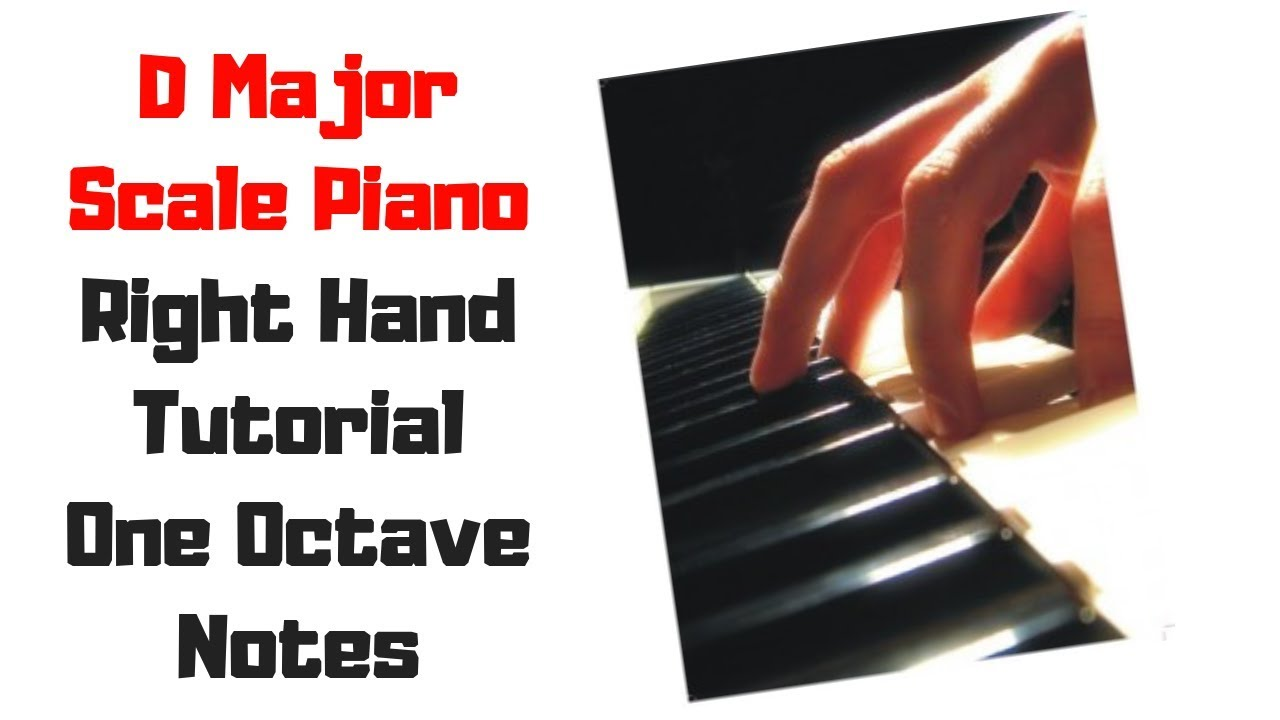 D major chord piano keyboard tutorial youtube d major chord piano keyboard tutorial hexwebz Image collections