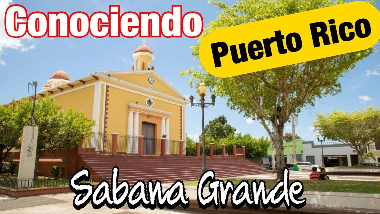 Conociendo Puerto Rico! Sabana Grande by  Waldys Off Road