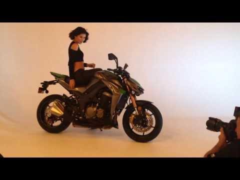 2014 Kawasaki Z1000 ABS Photo Shoot