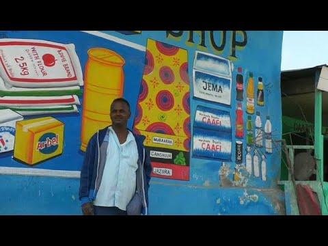 euronews (en français): Il redonne des couleurs à la capitale somalienne