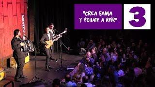 Test musical, Table bailarina, Propuesta de infidelidad - Show Crea Fama (Parte 3)