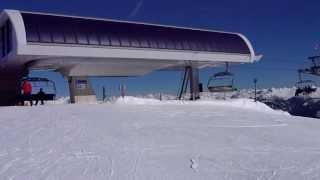 SkiAlpin Austria Osttirol Lienz Faschingalm Abfahrt 130302 21 13 38 00001 1531YojEntwa