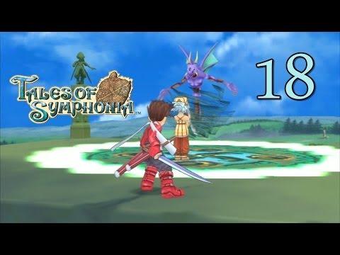 Tales of Symphonia Chronicles Guia #18 Asgard y Njord