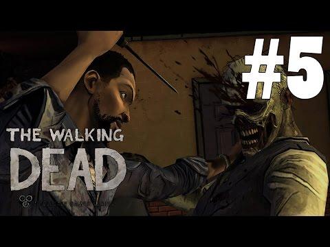Pharmacy - The Walking Dead Season 1 Episode 1 A New Day Part 5