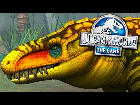 CONSEGUIMOS UM PRESTOSSUCO LEVEL 30! - Jurassic World - O Jogo - Ep 218