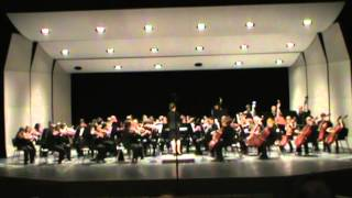 Heritage High School Concert Orchestra Gaelic Air and Dance MPA 2014