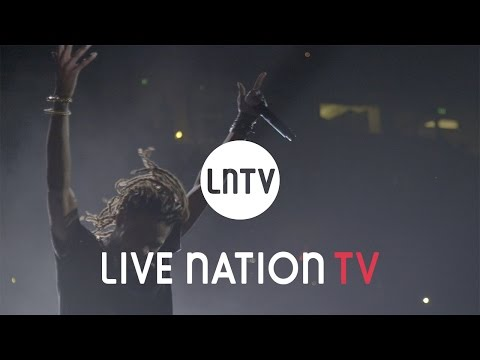 Welcome to Live Nation TV
