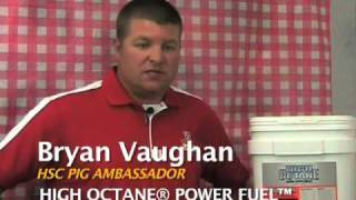 HIGH OCTANE® POWER FUEL™