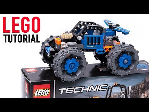 lego technic moc 42071 alternative build instructions. Black Bedroom Furniture Sets. Home Design Ideas