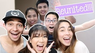 Reunited with Wil Dasovich! ft. PBB Housemates Baninay & Jesi | Janina Vela