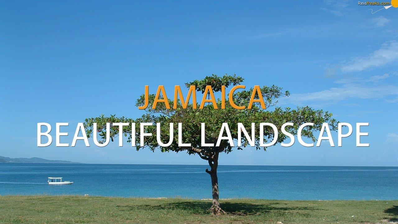 Beautiful Jamaican Landscape Youtube