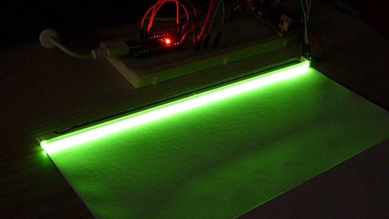 Nett rgb led lampe a poser pilotable par smartphone frische