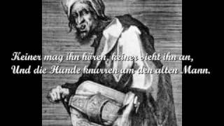 Der Leiermann - Hannes Wader singt Schubert