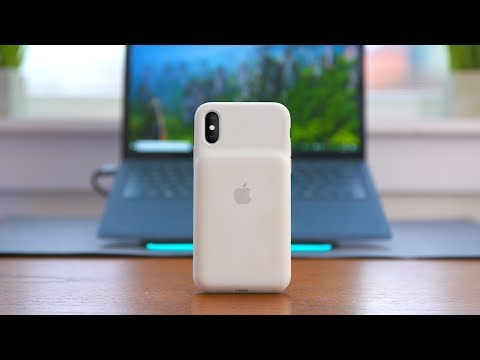 IPhone XS Smart Battery Case - The Good & The Bad