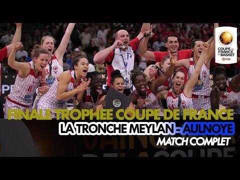 Finale du Trophée Coupe de France féminin 2018   La Tronche Meylan - AS Aulnoye