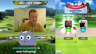 Golf Clash stream, Road to Glory - Episode 6!