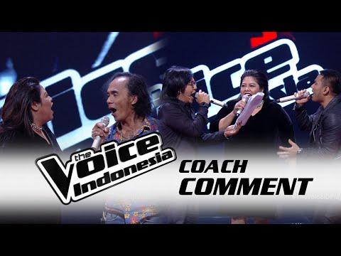 Duet 'Hello' Nancy Bareng Kaka, Ari Lasso & Judika | Play Off 2 | The Voice Indonesia 2016