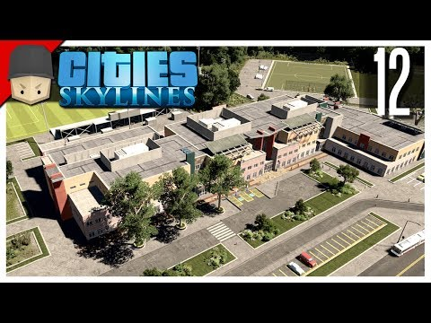Cities Skylines - S3 Ep.12 : The City College