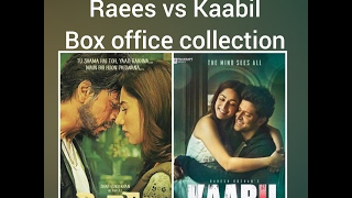 28th day box office collection of raees vs kaabil