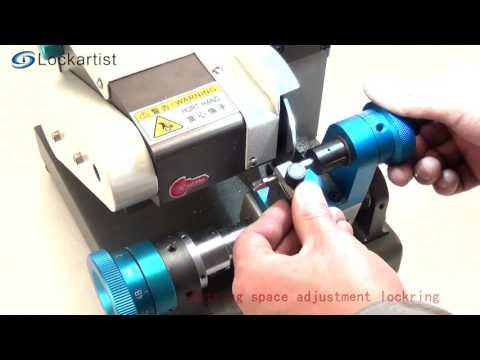 JingJi F1 Key Cutting Machine from Lockartist,www.lockartist.com