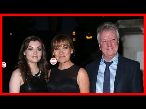 Lorraine Kelly husband: Who is the TV presenter married to? Inside Lorraine host's 25 year