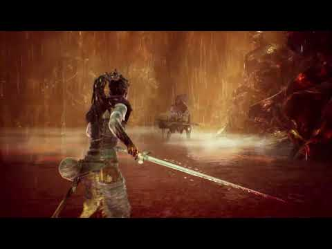 Hellblade: Senua's Sacrifice blood river fight